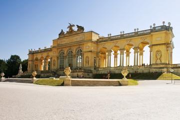 Gloriette Schoenbrunn Palace