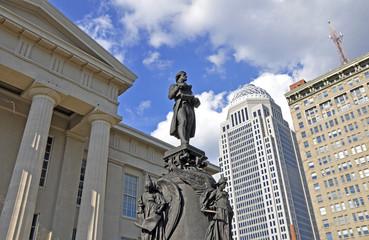 Thomas Jefferson Monument, Louisville