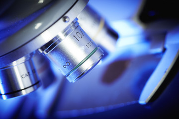 Laboratory Microscope.
