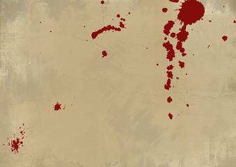 Bloody Grunge Wall