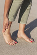 Fuß verstaucht