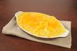 Julienne potato casserole