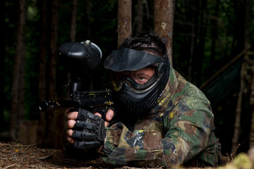 Sniper Aiming Gun