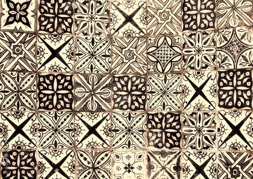 Moroccan vintage tile background quot imagens e fotos de stock royalty