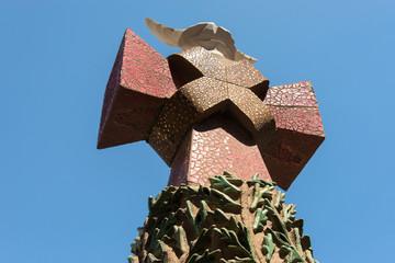 Croce della Santissima Trinità.