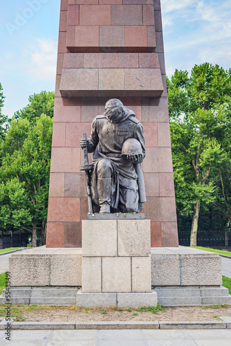 Treptower park, Berlin, Germany
