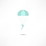 skydiver icon