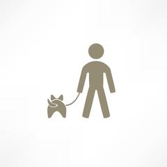 walk the dog icon