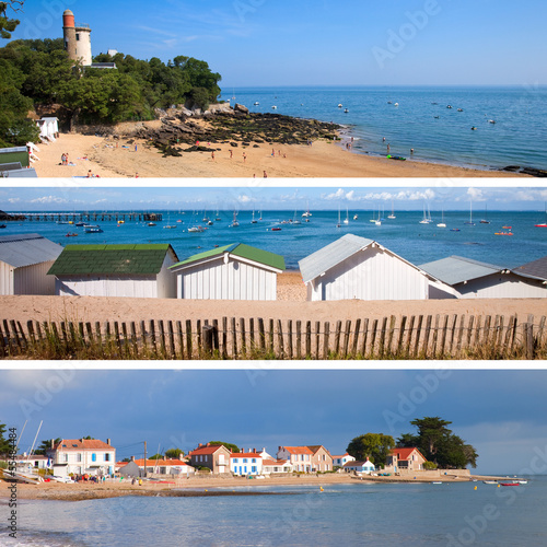 France > Vendée > Noirmoutier > Plage