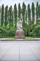 Treptower park, Berlin, Germany