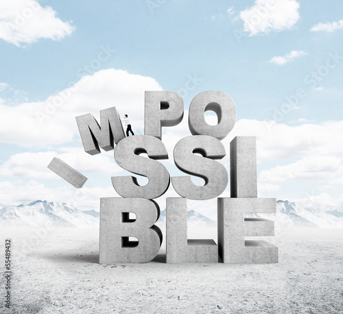 impossible concept