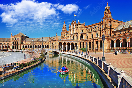 beautiful Sevilla, Spain