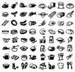food icons - 55493297