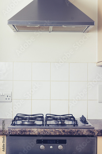 Clean and tidy kitchen