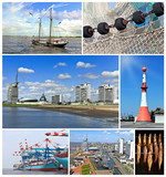 Bremerhaven, Collage