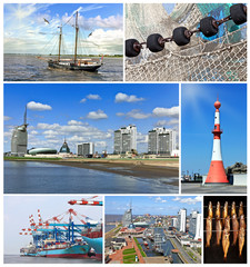 Bremerhaven, Collage