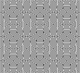 Background with geometric pattern