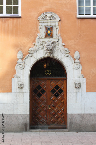 Swedish Doorway