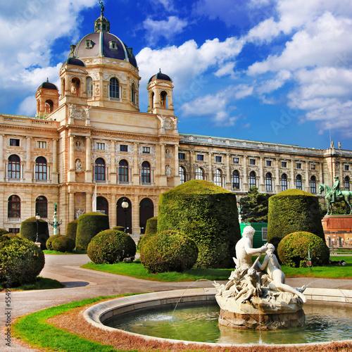 Vienna Natural history museum . Austria