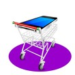 SMART PHONE mobile shopping cart