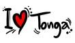 Love tonga