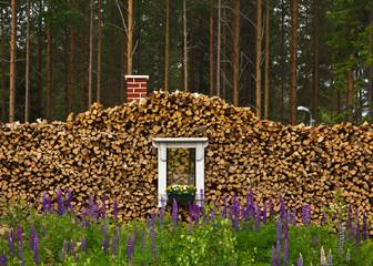 Das Fenster im Holz 5