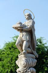 Saint Stephen statue Bratislava