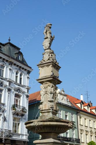 Maximilian or Roland Fountain Bratislava