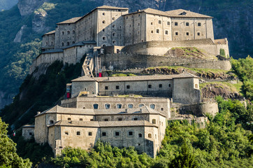 Fort Bard, Aosta Valley