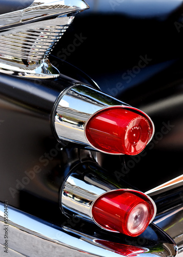 classic car rear lights