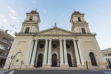 Cathedral in Tucuman, Argentina.