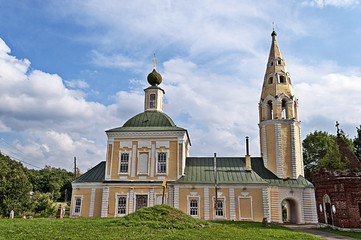 Church of the Trinity in Tutaev