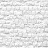 White stone wall texture background