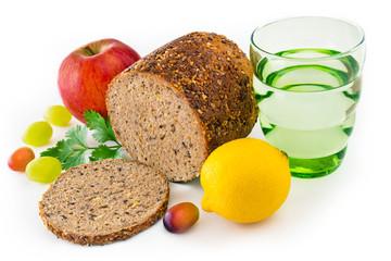 Gesunde Ernährung - Low Carb Bread