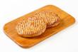 Pan fried patties