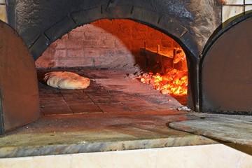 Fırında ekmek
