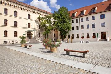 Leucorea, Martin-Luther-Universität in Wittenberg