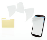File transfer on mobile