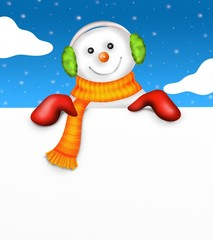 puoazzo di neve