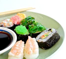 Shushi Japanese Food