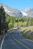 Bear lake road, Rocky Mountain National Park, CO, USA