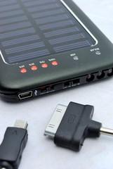 Batteria esterna / caricabatteria solare