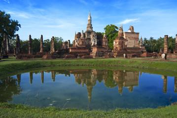 Wat Mahathai, Sukhothai Province