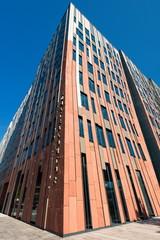 Moderne Architektur in der Hamburger Hafencity