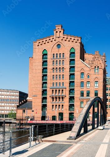 Maritimes Museum in Hamburg