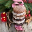 Weihnachtszeit, Lebkuchen