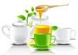 Утраннее чаепитие с медом