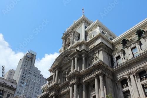 Philadelphia, USA - famous city hall