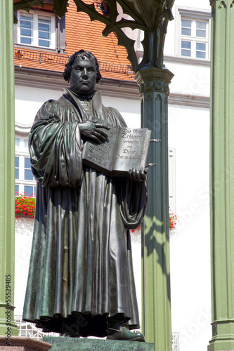 Luther Denkmal Wittenberg