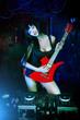 rock female